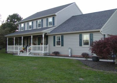 Insulated Vinyl Siding in Lancaster County, PA