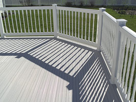 Deck Installation in South Central PA